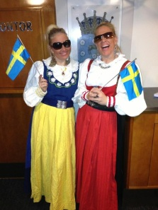 Swedish Ladies